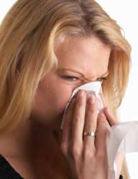 : Hay Fever Bacterial Infection Symptoms