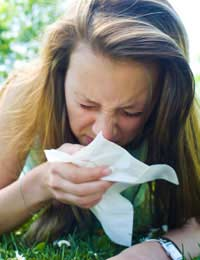 Hay Fever Treatment Symptoms Worsen