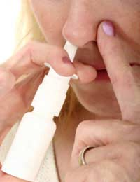 Anti-inflammatory Nasal Sprays Hay Fever